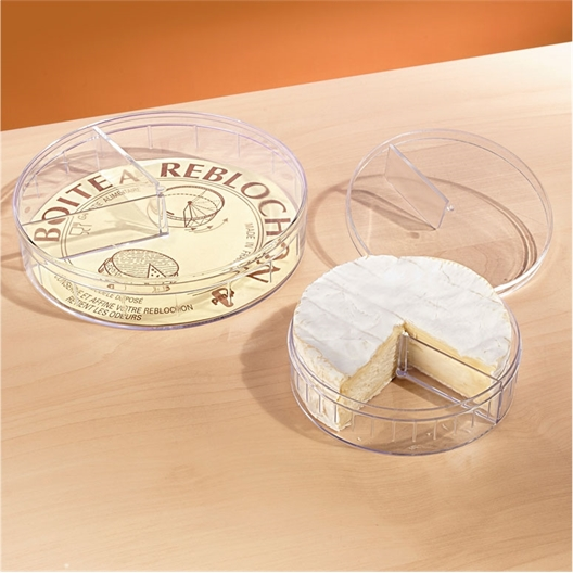 Camembert or reblochon cheese boxes