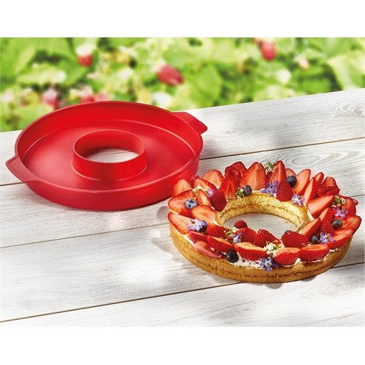 Tart ring mould