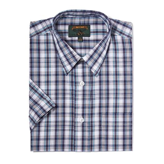Summer sports shirt Blue - size XXXL