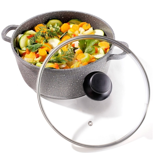 Roc-Tec® casserole with lid