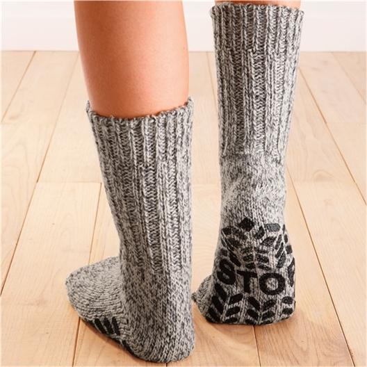 """""""Stop""""-sokken"""