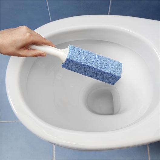 Magic toilet brush