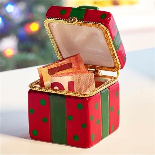 Mini boîte cadeau Noël ou lot de 2