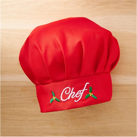 Toque chef de Noël