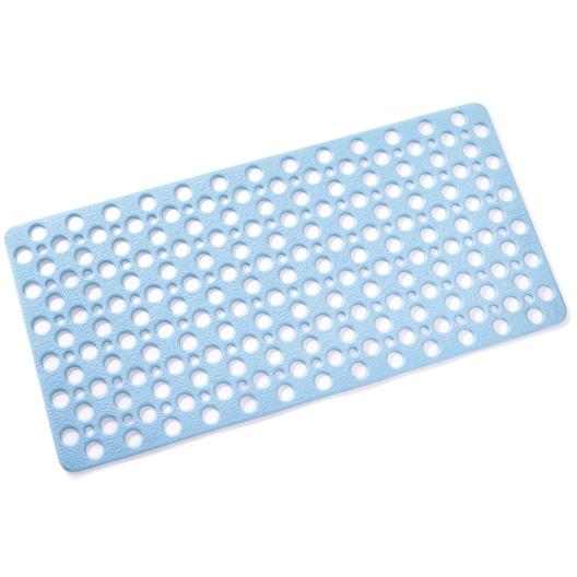 Blue massage mat Shower
