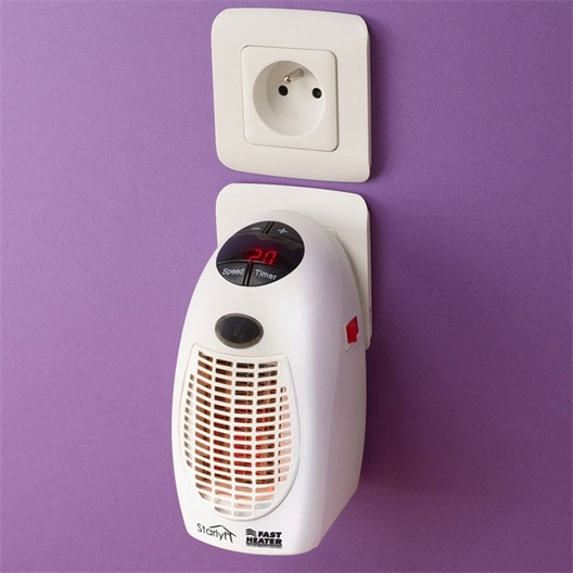 Snelle en verplaatsbare verwarming: Starlyf®