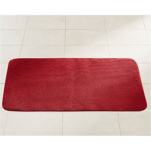 Microfibre kitchen rug