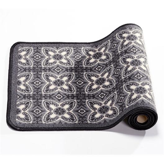 Grey Cement tile mat 40 x 60 cm