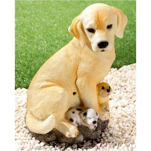 Détecteur de mouvement chien Labrador