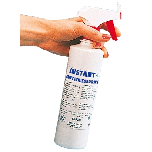 Instant anti-vriesspray