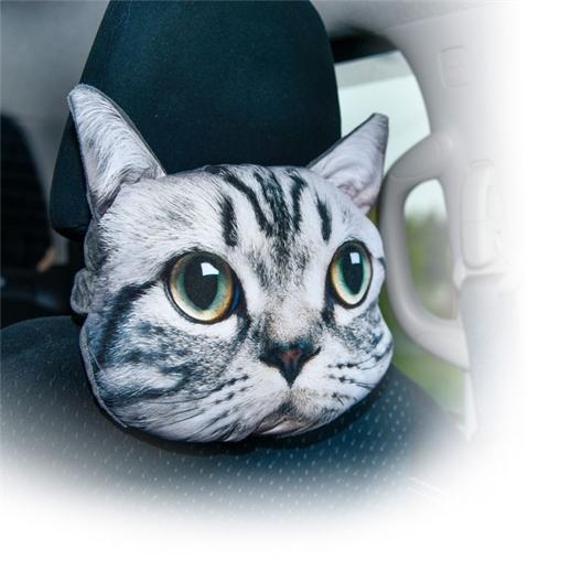 Kopfstütze Katze oder Kopfstütze Hund