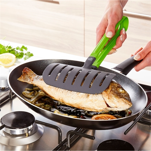 Pince de cuisine pour poisson