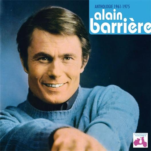 2 CD Alain Barrière Anthologie 61-75