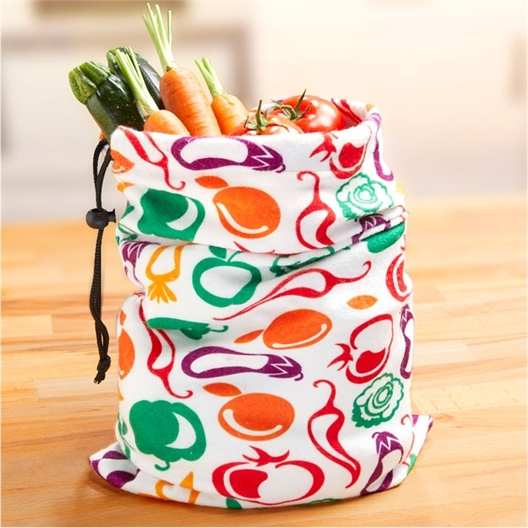 Salad storage bag