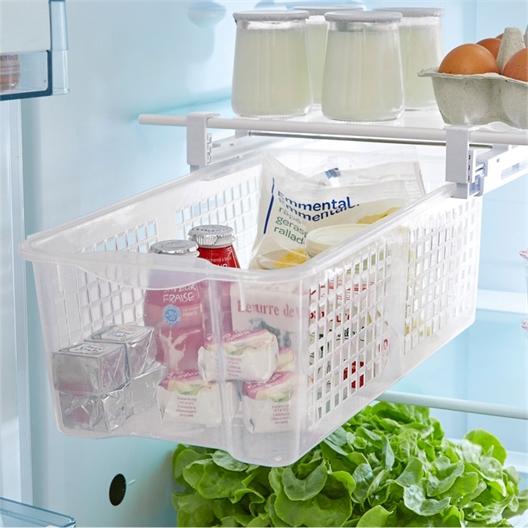 Extra fridge drawer