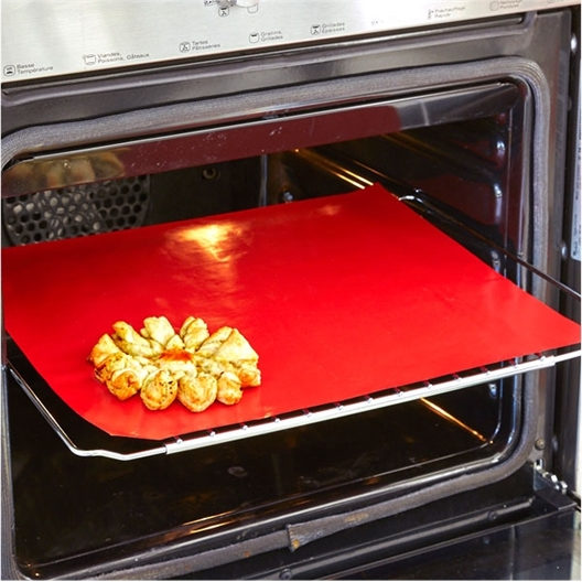 Feuille de cuisson réutilisable Nostick®