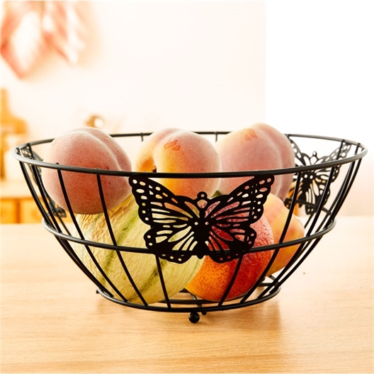 Butterfly fruit basket