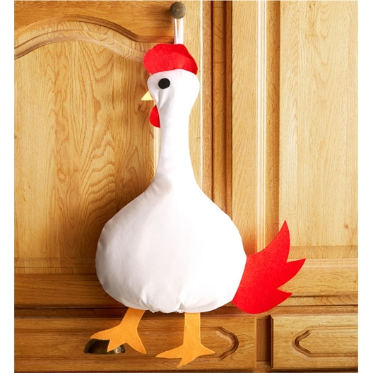 Zakkenhouder kip