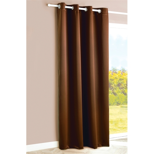 Insulating curtains