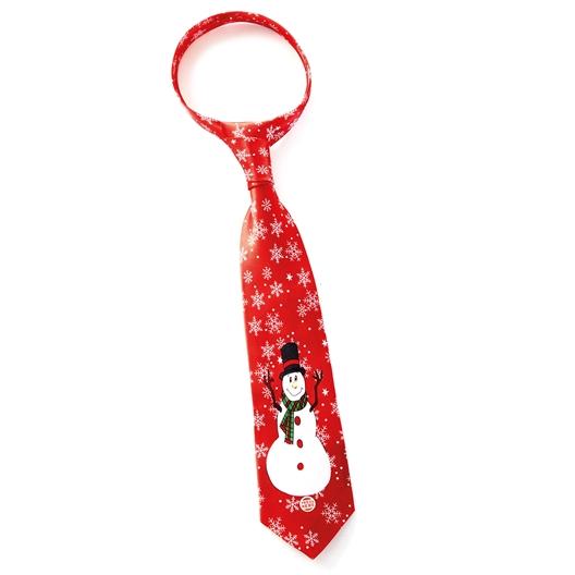 Musical Christmas tie