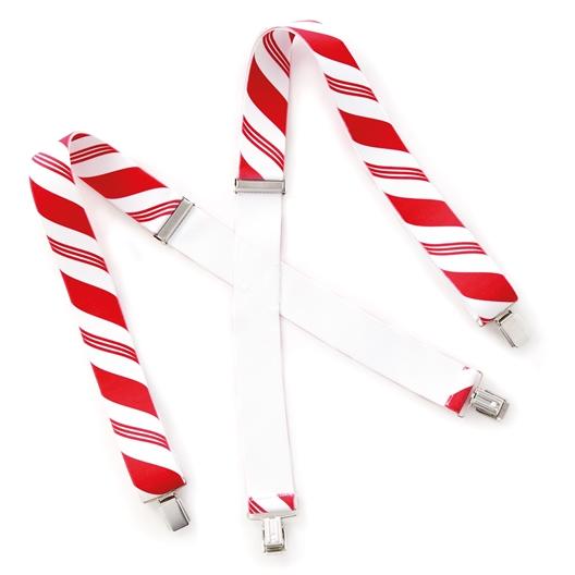 Weihnachtliche Hosenträger
