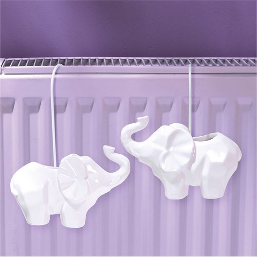 2 elephant humidifiers