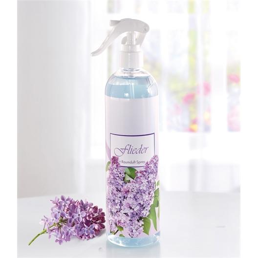 Lilac fragrance spray
