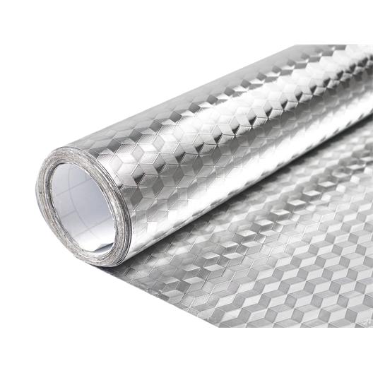 Metallic keukenbeschermfolie