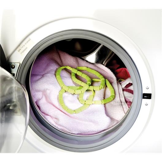 Vier desinfecterende wasgoedringen