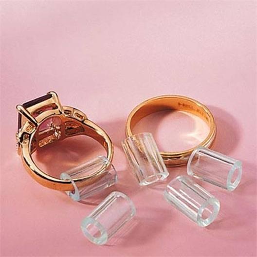 Set van 10 ringspannertjes