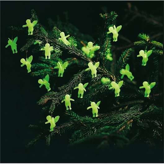 Lot de 30 anges phosphorescents