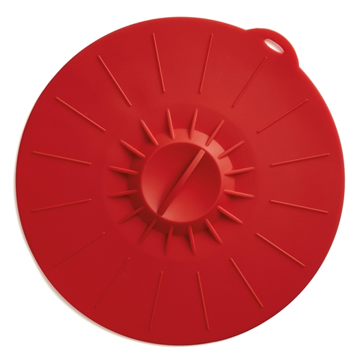 Set of 3 silicone bowl covers