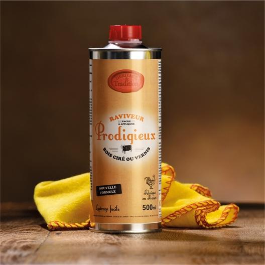 Raviveur prodigieux 250 ml ou 500 ml