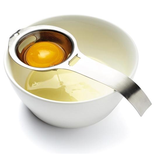 Eiertrenner Edelstahl