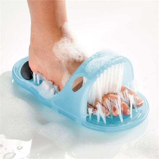 Bürste für saubere Füße
