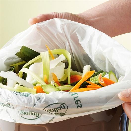 25 sachets compostables