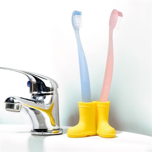 Range brosse à dents bottes