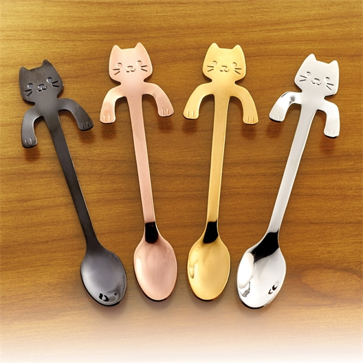 4 cat teaspoons