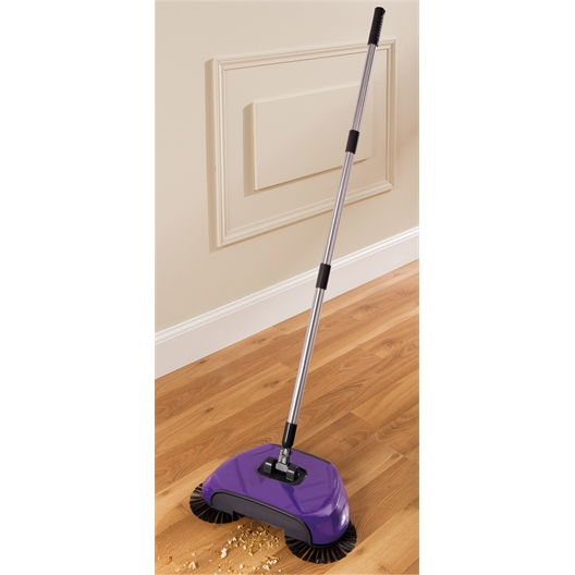 New generation cyclonic broom