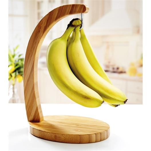 Bamboe bananenhouder