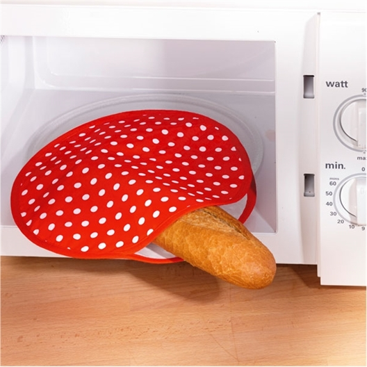 Chauffe pain à pois