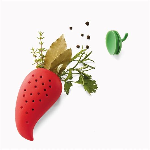 Infuseur épices poivron