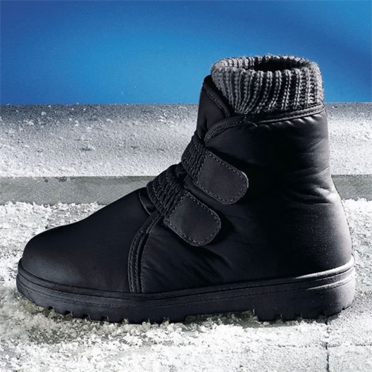 Thermo Boots - Off-White or Black