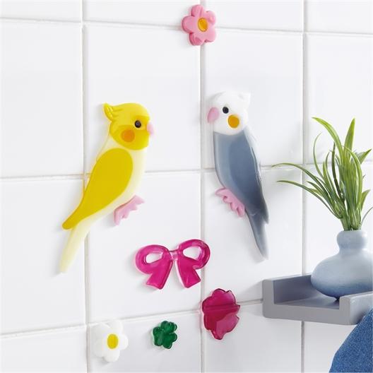 Désodorisants perroquets