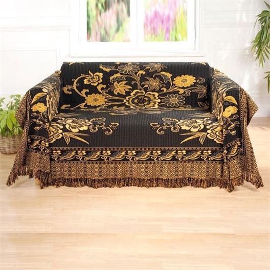 Omkeerbare sofadeken