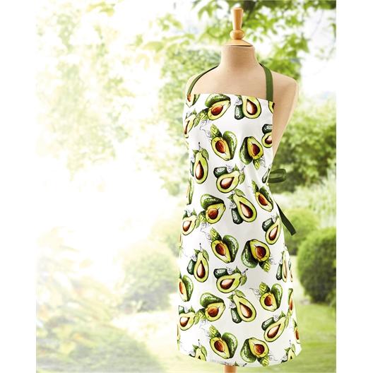 Schort met avocado's