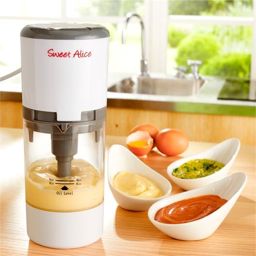 Préparateur mayonnaise et sauces froides