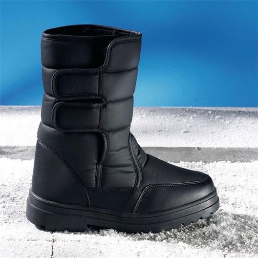 """Black """"Alaska"""" boots"""