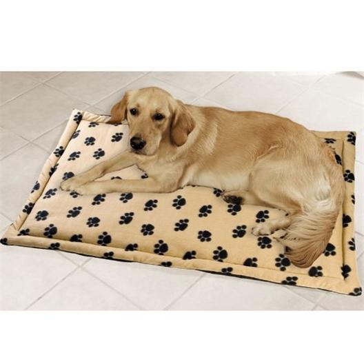 Tapis chien antipoils