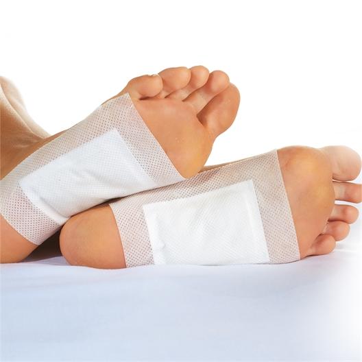 Patchs détox pied